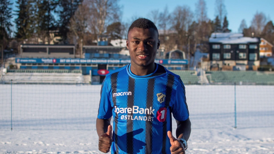 Agouda klar for Stabæk: - Et bra steg for meg
